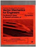 Instructor's Manual to Accompany Vector Mechanics for Engineers: Dynamics, 5th Edition (0070050090) by Ferdinand P. Beer