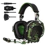 SADES SA926 Stereo Gaming Headset Ove...