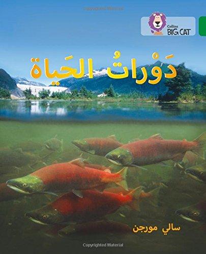 Collins Big Cat Arabic - Life cycles: Level 15