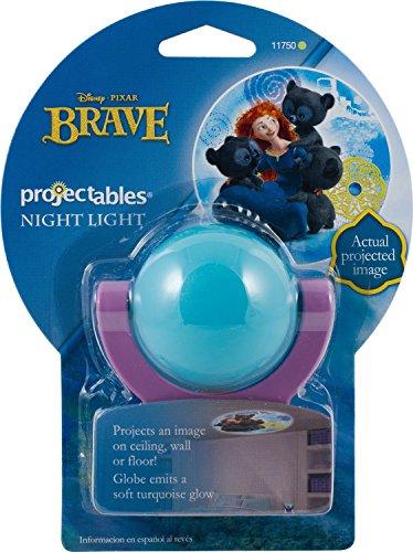 Projectables LED Plug-In Night Light (Disney/Pixar's Brave)