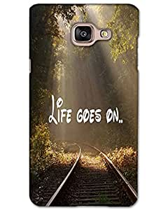 Samsung Galaxy C5 Back Cover Designer Hard Case Printed Cover