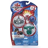 "Bakugan Battle Brawlers Season 2 Bakuneon Series, New Vestroia Starter Pack - "" NOT Randomly Picked"", Shown As In The Picture!(n) ~ Spin Master"