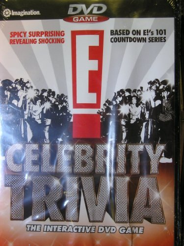 E! Celebrity Trivia - The Interactive Dvd Game - 1