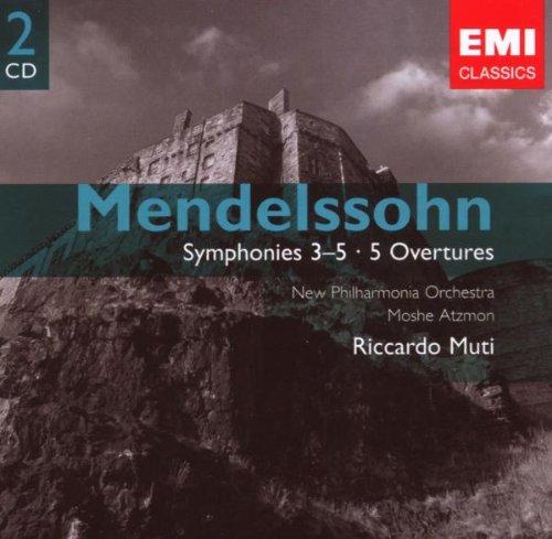 Mendelssohn les symphonies - Page 4 51ANjLbEDHL