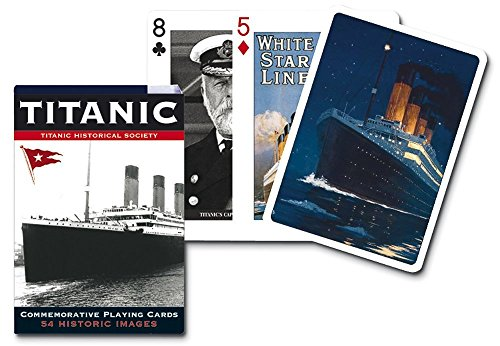 Piatnik Titanic Playing Cards