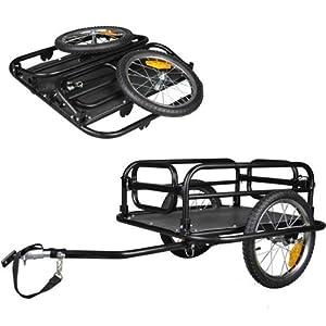 Veelar - Cargo Remorque à vélo pliable Shopping / Utility Trailer-20300