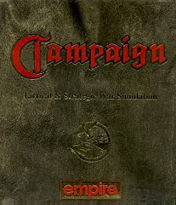 "Campaign: Tactical & Strategic War Simulation (PC - 3.5"" Disk)"