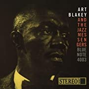 ART BLAKEY AND THE JAZZ MES SEN GERS BLUE NOTE 4003