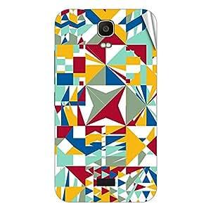 Garmor Designer Mobile Skin Sticker For Huawei Ascend U8825D - Mobile Sticker