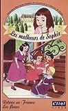 echange, troc Les Malheurs de Sophie - Vol.6 : Retour en France / Les Fleurs [VHS]