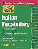 Practice Makes Perfect Italian Vocabulary