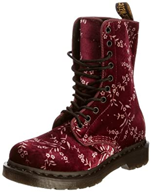 girly Dr. Martens boots