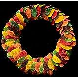 Exotic Creations Colour Fun - Dried flower wreath(L=40 cm X W=40 cm X D= 40 cm)