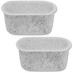 Replacement Charcoal Water Filters, Fits Cuisinart DCC-RWF