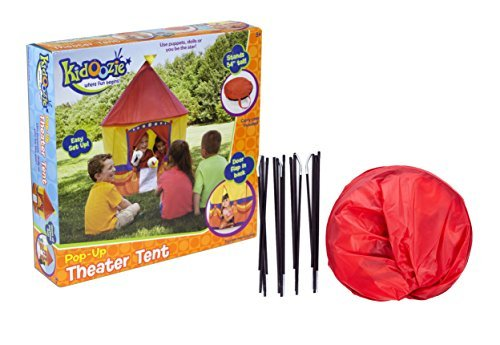 Kidoozie Pop-Up Theater Tent Toy by Kidoozie günstig