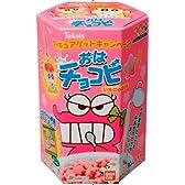 おはチョコビ いちごミルク味 6個入 Box(食玩)