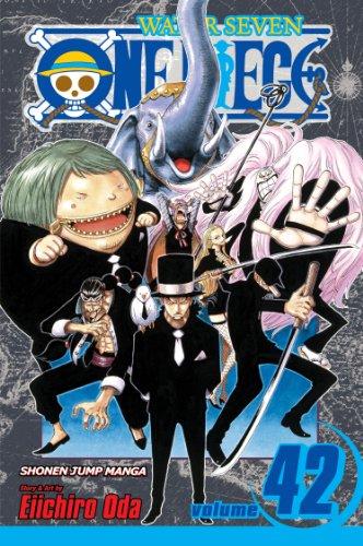 ONE PIECE ワンピース コミック42巻 (英語版)