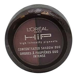 L'Oreal Paris HiP Studio Secrets Professional Concentrated Shadow Duos, Charisma, 0.08 Ounce