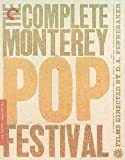 The Complete Monterey Pop Festival (The Criterion Collection) [Blu-ray] by Criterion