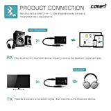 Bluetooth-Transmitter-Collen-Portable-Wireless-Receiver-mit-35mm-Audio-Kabel-Verbindet-Ihren-PC-iPhone-iPod-iPad-Tablets-oder-MP3-Player-mit-Lautsprechern-Entertainment-Systemen-zu-Hause-oder-im-Auto