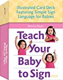 51ANyhh J0L. SL160  Teach Your Baby to Sign Deck: Illustrated Card Deck Featuring Simple Sign Language for Babies Reviews