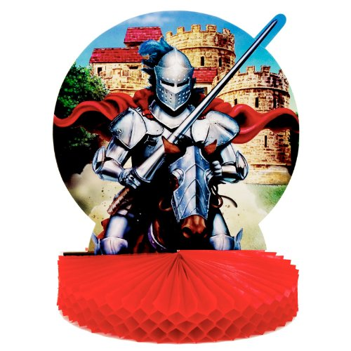 Creative Converting - Knight Honeycomb Centerpiece