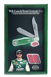 Case Cutlery 8894 Case Dale Earnhardt Jr. Swell Center Jack Pocket Knife... by Case