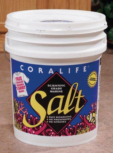 Coralife Marine Salt Mix, 200 Gallon (boxed item)