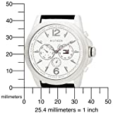 Tommy Hilfiger Men's 1710241 Classic Stainless Steel Multfunction Watch