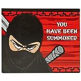 Ninja Warrior Party Supplies - Invitations (8)