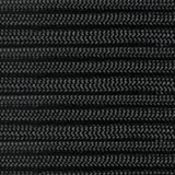 Paracord Planet Nylon 550lb Type III 7 Strand Paracord Made in the U.S.A. -Black -