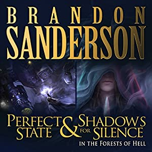 Shadows for Silence in the Forests of Hell & Perfect State Hörbuch