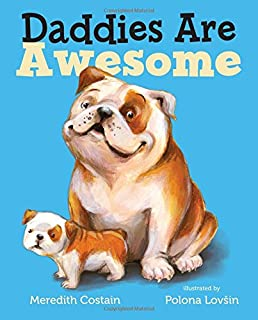 Book Cover: Daddies Are Awesome
