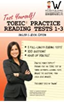 Test Yourself! TOEIC Practice Reading Tests 1-3 (Test Yourself! TOEIC Practice Tests) (English Edition)