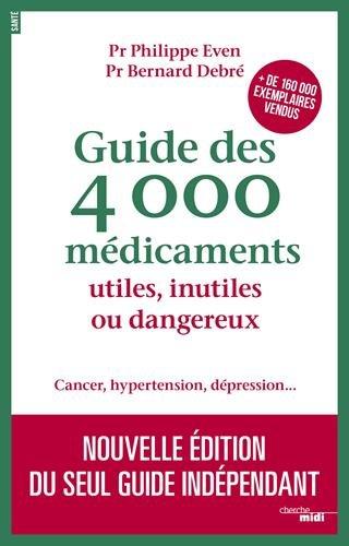 guide-des-4000-medicaments-utiles-inutiles-ou-dangereux
