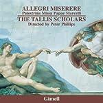 ALLEGRI. Miserere. Tallis Scholars/Ph...