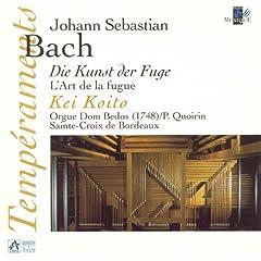 L'Art de la Fugue BWV1080: Contrapunctus 2, rectus