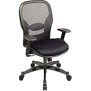 Office Star 2300 Mid Back Managerial Chair - Compare Prices, Read