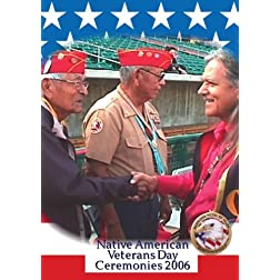 Native America - Native Veterans Day 2006