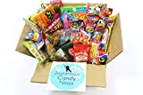 25 Assorted Japanese Candy and Snack Okashi Set