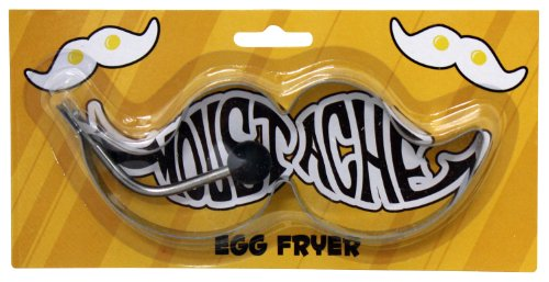 Island Dogs Mustache Egg Fryer