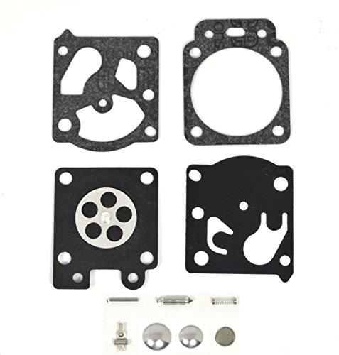 Carburetor Repair Kit for Poulan Pro Craftsman Blower 545081855 Walbro WT-875-A (Craftsman Carburetor Kit compare prices)
