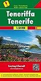 Freytag Berndt Autokarten, Teneriffa - Maßstab 1:50 000 (freytag & berndt Auto + Freizeitkarten)