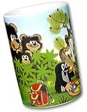 """Maulwurfshop. 2101 Porzellan Tasse Becher """"Der Kleine Maulwurf"""" Motiv Bären 250 ml"""