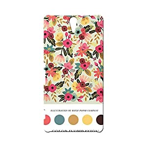 G-STAR Designer Printed Back case cover for Sony Xperia C5 - G2521