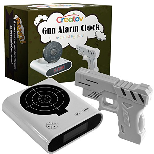 target-alarm-clock-with-gun-infrared-laser-and-realistic-sound-effects-white-by-creatovr