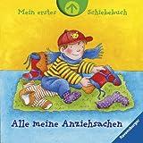 Mein erstes Schiebebuch: Alle meine Anziehsachen - Sandra Grimm