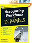 Accounting Workbook For Dummies (UK E...