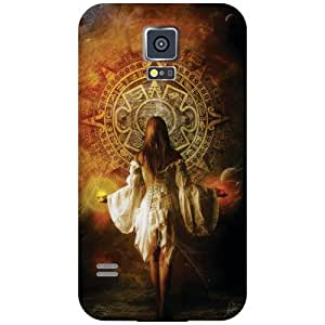 Printland Designer Back Cover for Samsung Galaxy S5 Case Cover