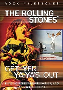 The Rolling Stones - Get Yer Ya-Ya's Out [UK Import]